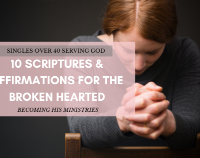 The Loneliest time of the year: 10 Bible Verses & Affirmations for Dealing with loss on the holidays
