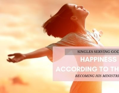 What joy may come: What does happiness look like to God?